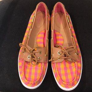 Coach Richelle Boat Shoes